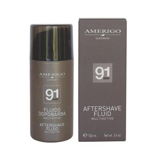 AMERIGO - 91 MAN FLUIDO DOPOBARBA - 100 ML