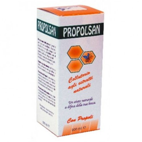 PROPOLSAN COLLUTTORIO - 200 ML