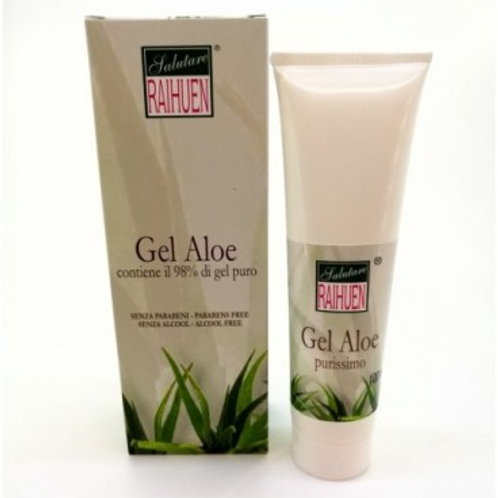 RAIHUEAN - GEL PURISSIMO ALOE 98% - 100 ML