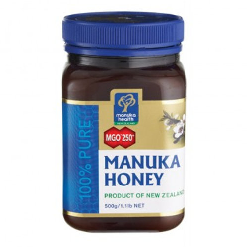 MANUKA HEALTH - MIELE DI MANUKA MGO250 - 500 GR
