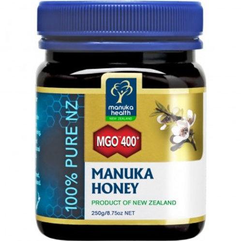 MANUKA HEALTH - MIELE DI MANUKA MGO400 - 250 GR