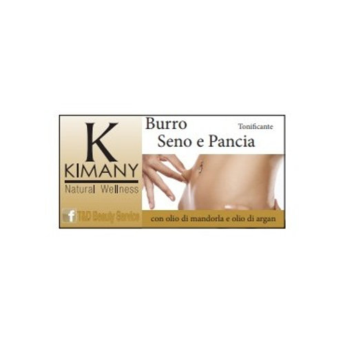 KIMANY - BURRO SENO E PANCIA - 200 ML