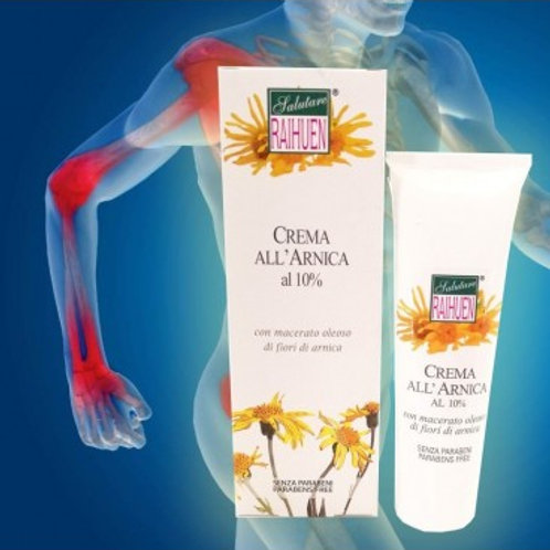 RAIHUEN - CREMA ALL'ARNICA 10% - 100 ML