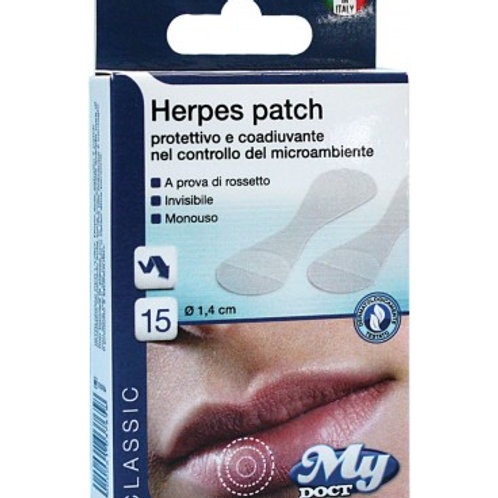 HERPES PATCH - 15 PZ