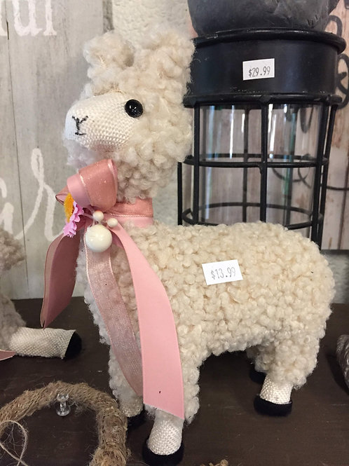 Woolly Alpaca