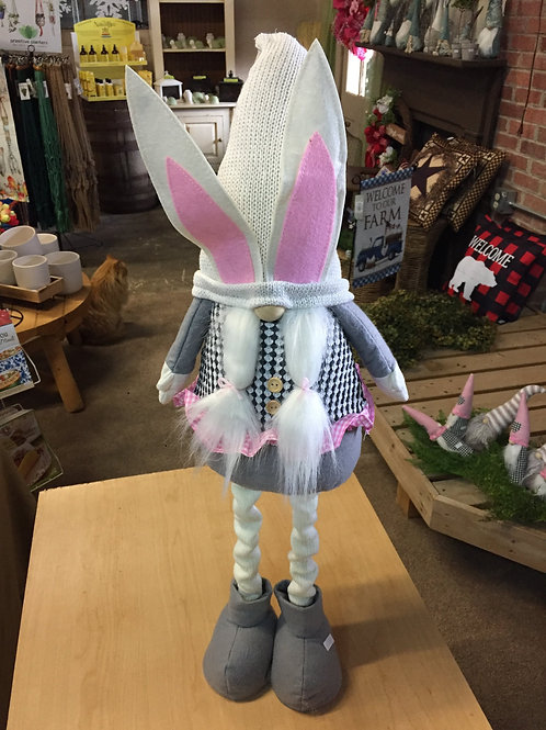 Tall Girl Bunny Gnome