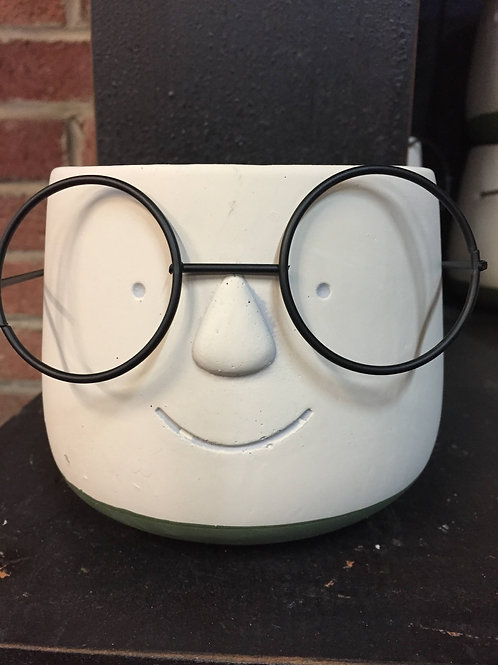 Medium Poindexter flower pot
