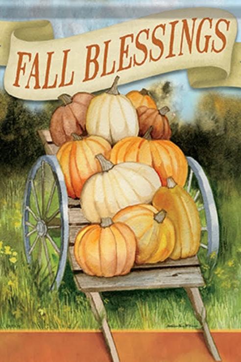 Fall Blessings