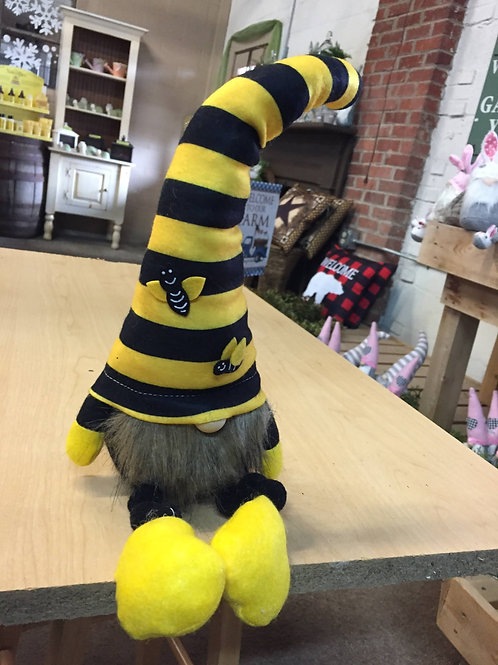 Bee Gnome with legs