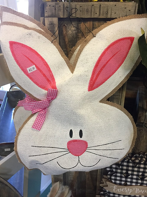 Hanging Easter Bunny