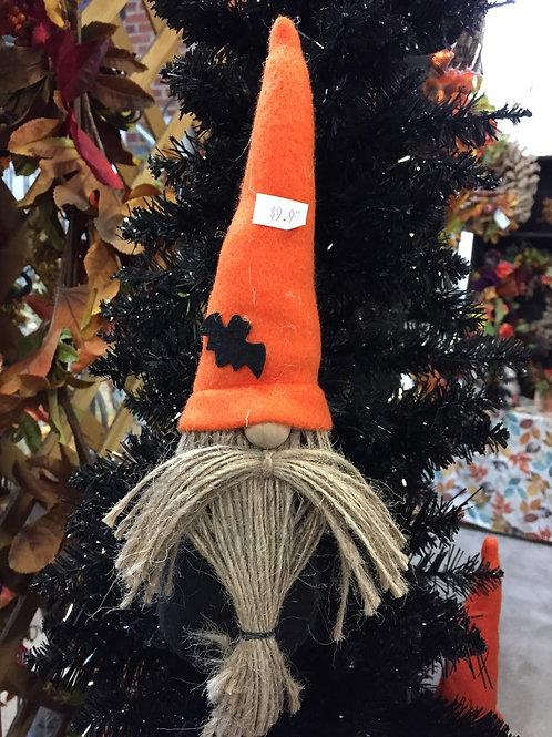 Halloween Gnome ornament