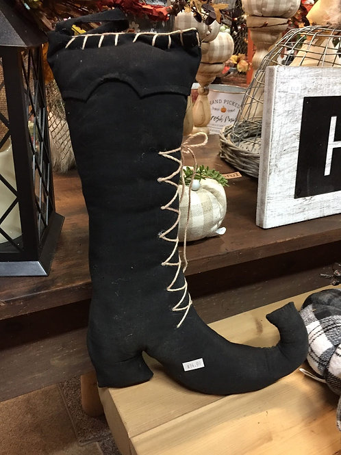 Witches boot