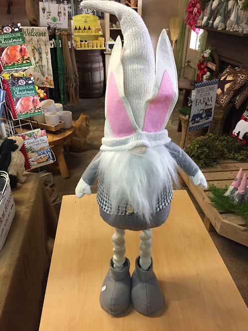 Tall Boy Bunny Gnome