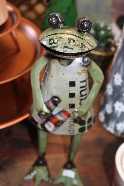 Metal Frog