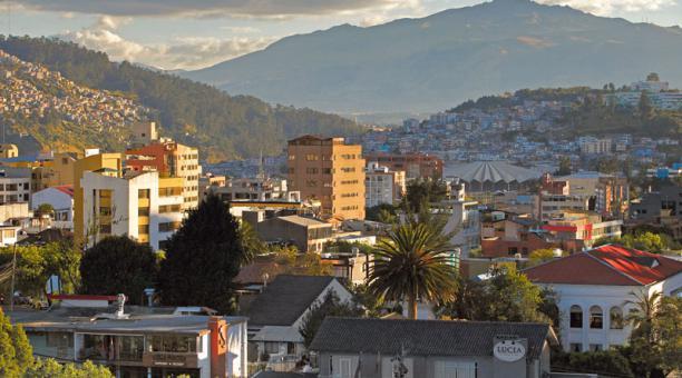 La Floresta Neighborhood Aerial view