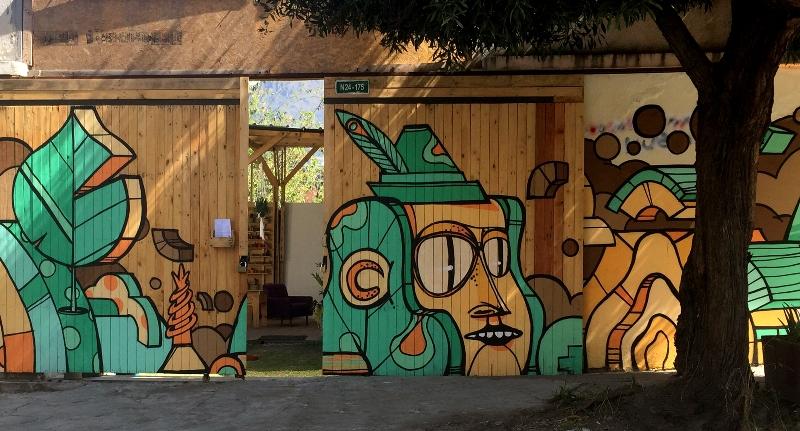 La Floresta Street Art