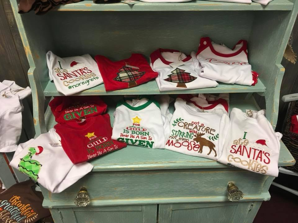 Custom Christmas Designs