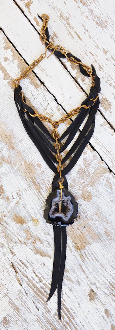 Nabatu Breastplate Necklace