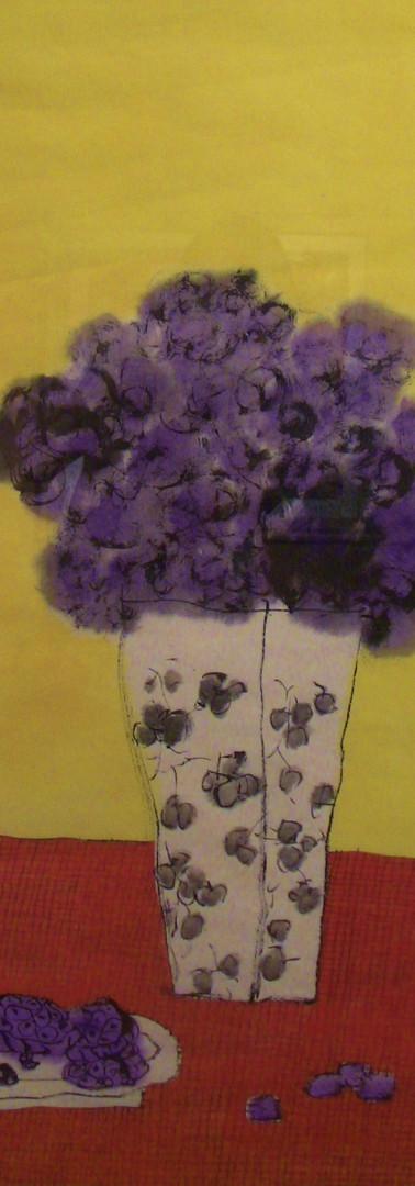 Color Still Flower Series 6