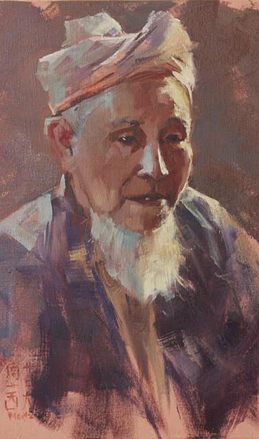 Miao Village Elder
