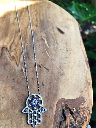 HAMSA HAND OF COMPASSION