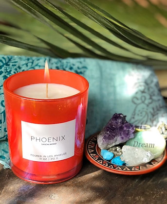 PHOENIX SANDALWOOD CANDLE