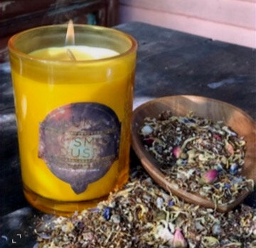 COSMIC DUST CANDLE