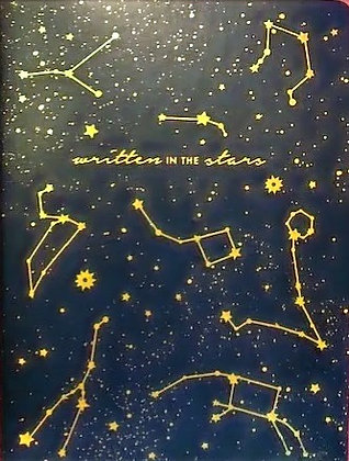 WRITTEN IN THE STARS JOURNAL