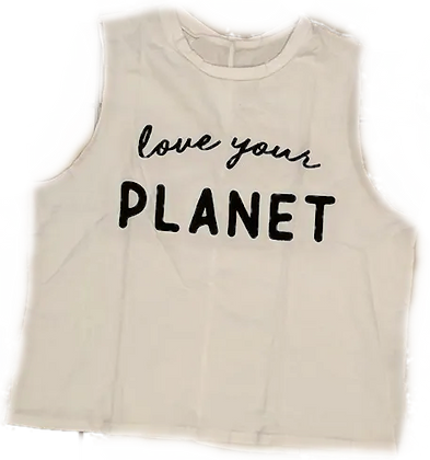 LOVE Your Planet Tank