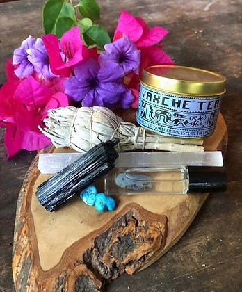 I AM PROTECTED YAXCHE WELLNESS KIT