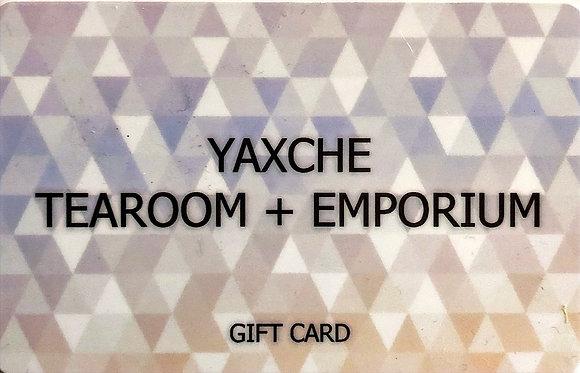 YAXCHE GIFT CARD