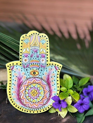 YOU ARE PROTECTED HAMSA