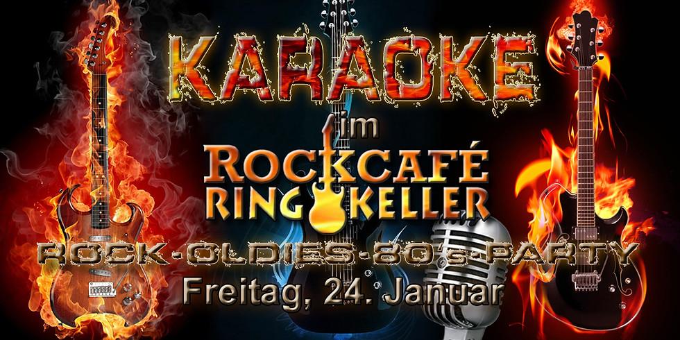Karaoke Rock Nacht - Rock-Oldies-80er-Party