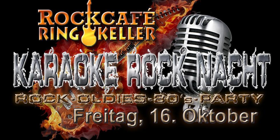 Karaoke Rock Nacht