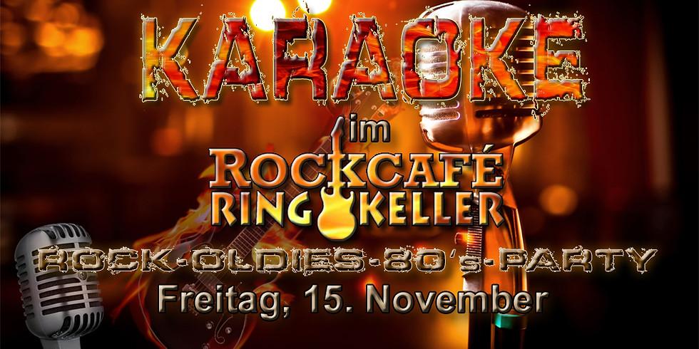 Karaoke Rock Nacht - Rock - Oldies - 80`s - Party