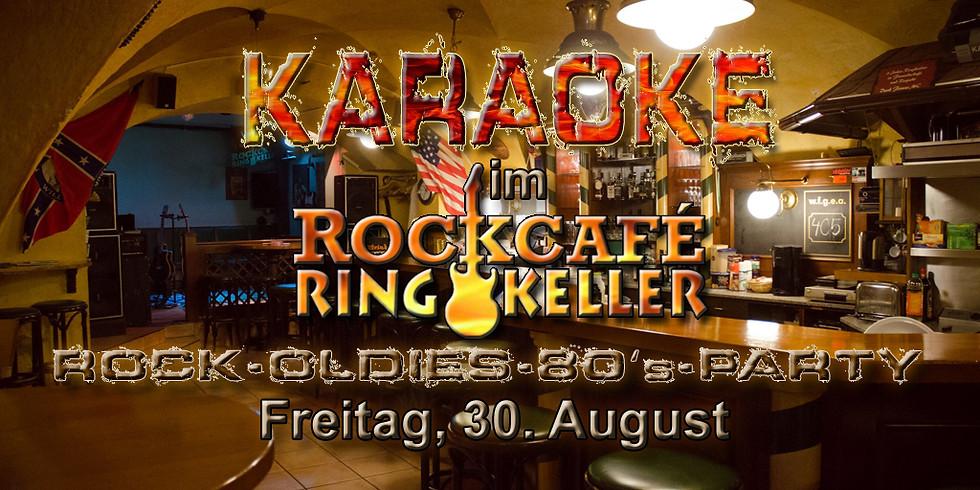 Karaoke im Rockcafe Ringkeller