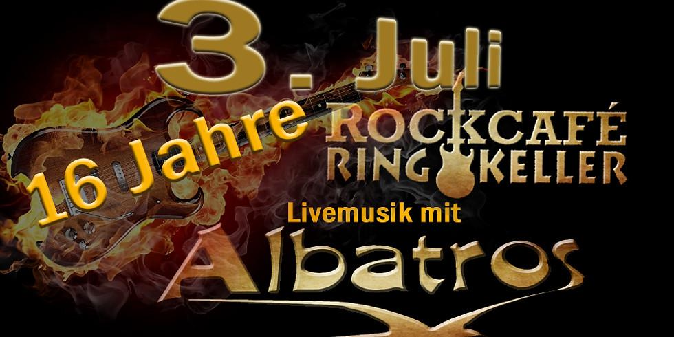 16 Jahre Rockcafe Ringkeller