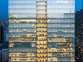공간잡지 | Renzo Piano KT 신사옥
