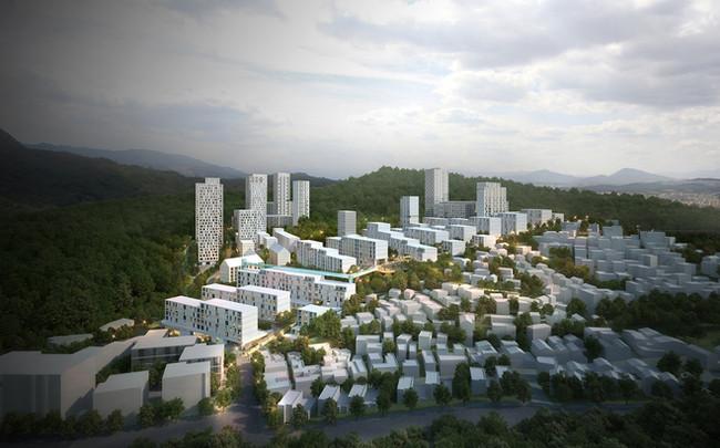 Baeksa Housing Town by ArchiWorkshop_01.JPG