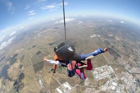Skydiving Évora