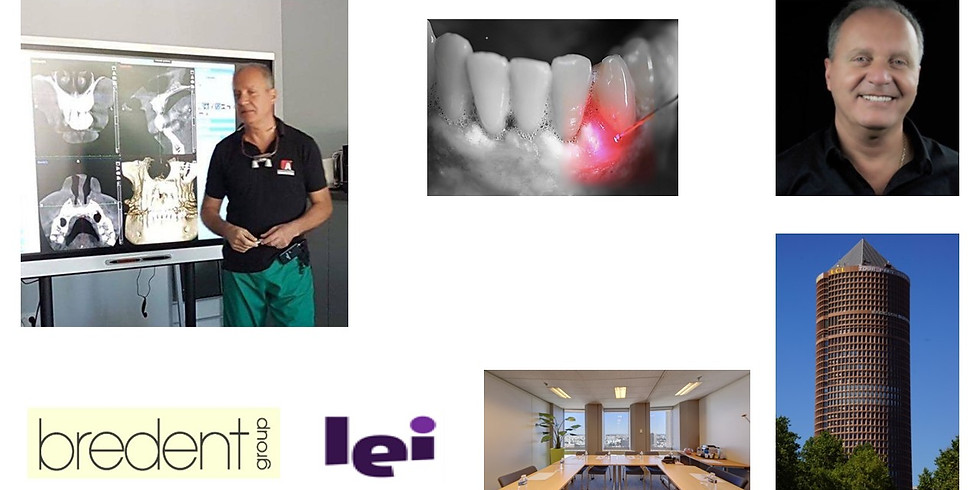 Contribution of LASERS in Peri Implantitis treatment Direct live surgeries
