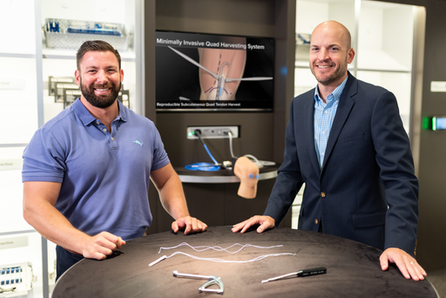 Arthrex's knee innovation named one of 2018's Top 10 Sports Medicine Technologies