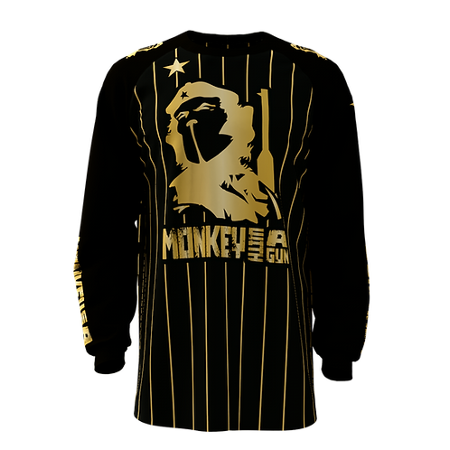 MWAG Black/Gold Jersey