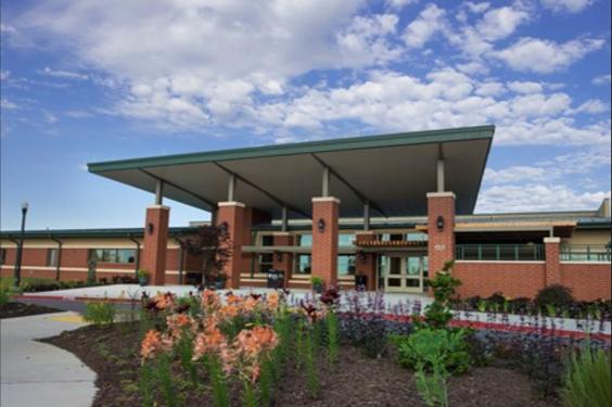 Bentonville Community Center