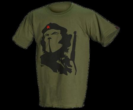 Green Che MWAG Cotton