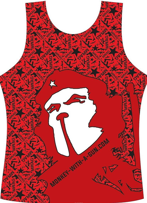 MWAG Tank Top Red