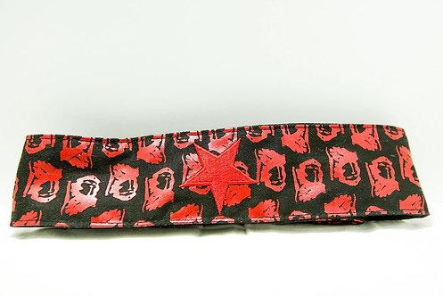 Red Shiny Che MWAG Headband