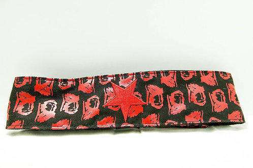 Red Shiny Che MWAG Headband