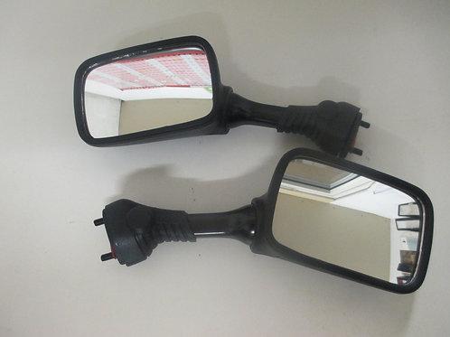 Aero screen Mirror set