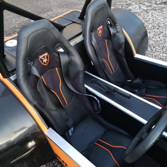 Raptor RR Seats